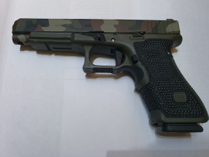 Glock 34 в минимальном деактиве